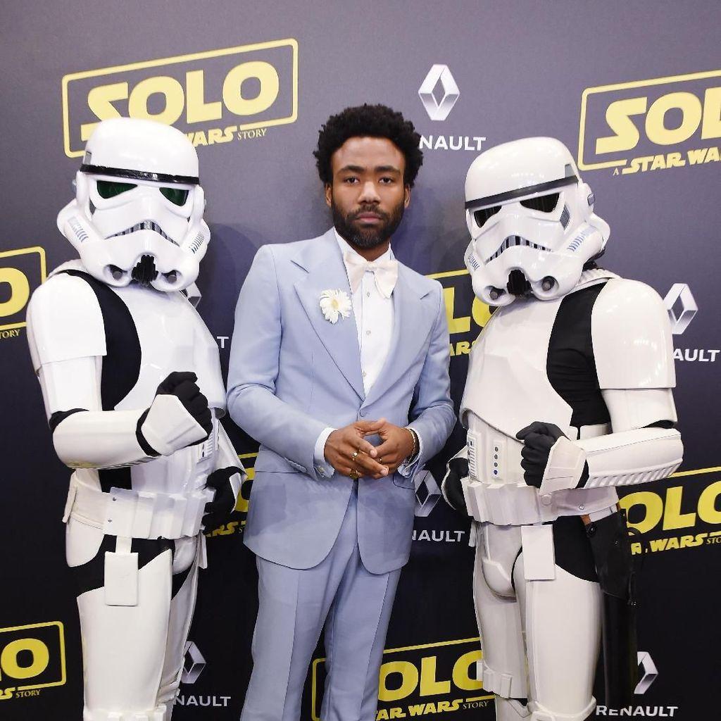 Lando Calrissian di Star Wars Ternyata Seorang Panseksual