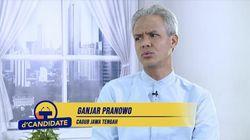 Ganjar Pranowo Ungkap Titipan ke Staf untuk Blokir Akun Radikal