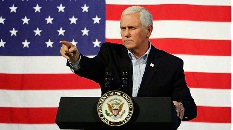 Wakil Presiden AS Ingatkan Kim Jong-Un Jangan Permainkan Trump