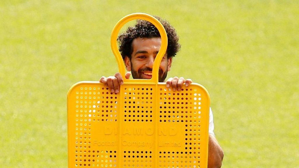 Mohamed Salah Tidak Puasa pada Hari Final Liga Champions 2018