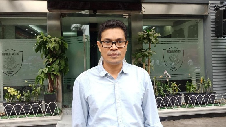 Faizal Assegaf Dipolisikan karena Tuit Serang Anies Kita Keturunan Arab