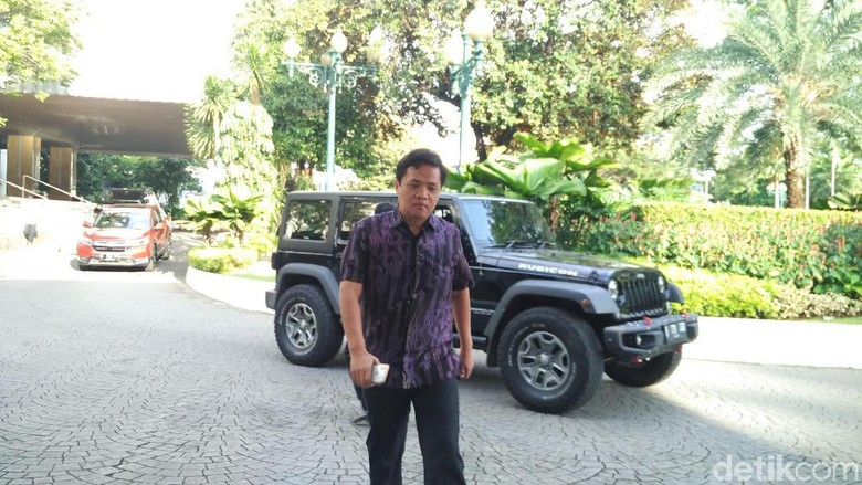 Habiburokhman: Tak Tepat Bandingkan Anies dengan Jokowi-Ahok