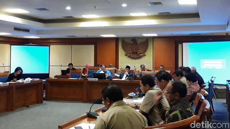 Pansus DPR Rapat Bersama Pemerintah, Bahas Definisi Terorisme