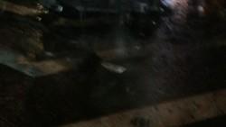 Sedan Terbakar di Tol Priok, Api Berhasil Dipadamkan