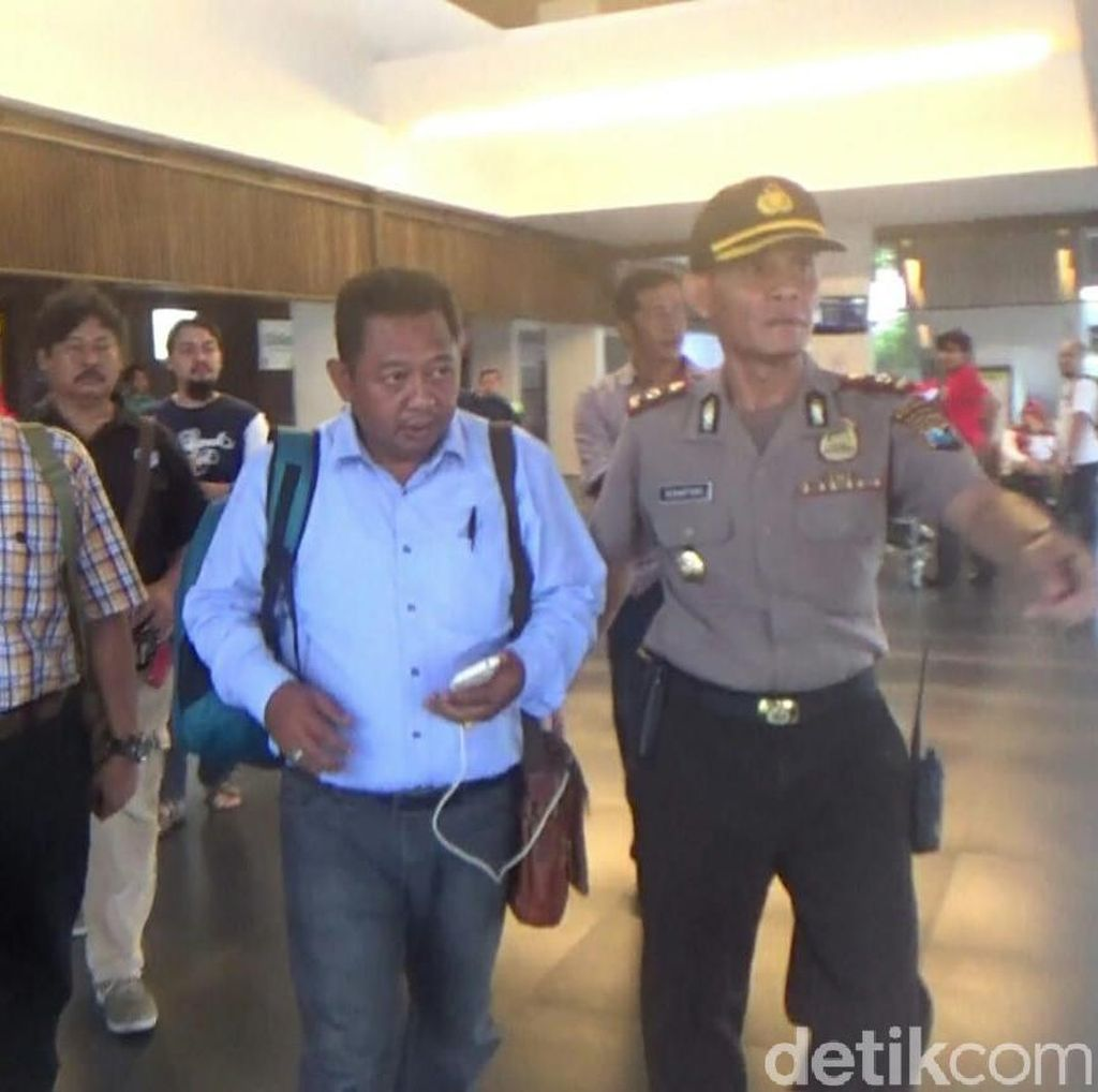 Anggota DPRD Banyuwangi Bantah Bercanda Soal Bom Saat di Bandara