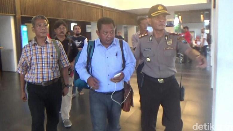 2 Anggota DPRD Bercanda Bawa Bom di Bandara Ternyata Ketua Partai