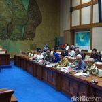 Dirjen Migas dan Plt Bos Pertamina Rapat Bareng Komisi VII