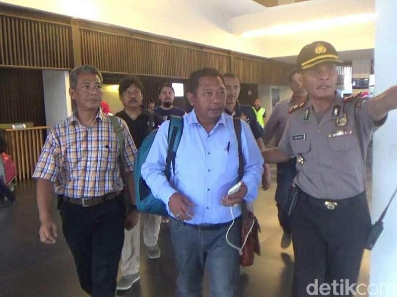 Anggota DPRD yang Bercanda Soal Bom Sempat Ancam Petugas Bandara