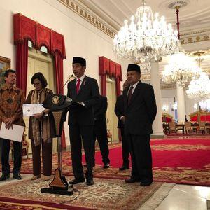 Alhamdulillah, THR dan Gaji ke-13 PNS Direstui Jokowi