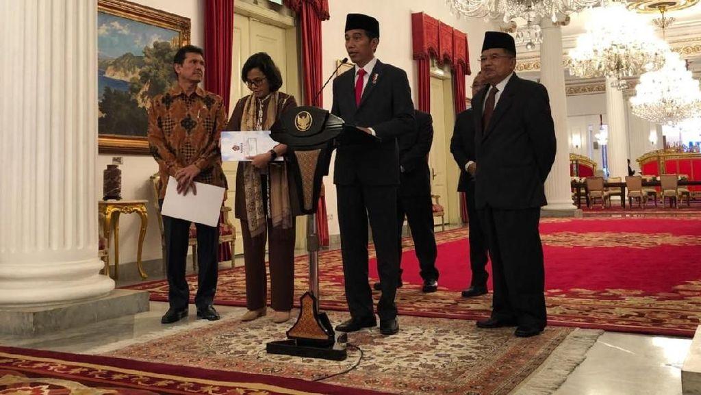 PNS Dapat THR, Jokowi Minta Pelayanan Publik Ditingkatkan
