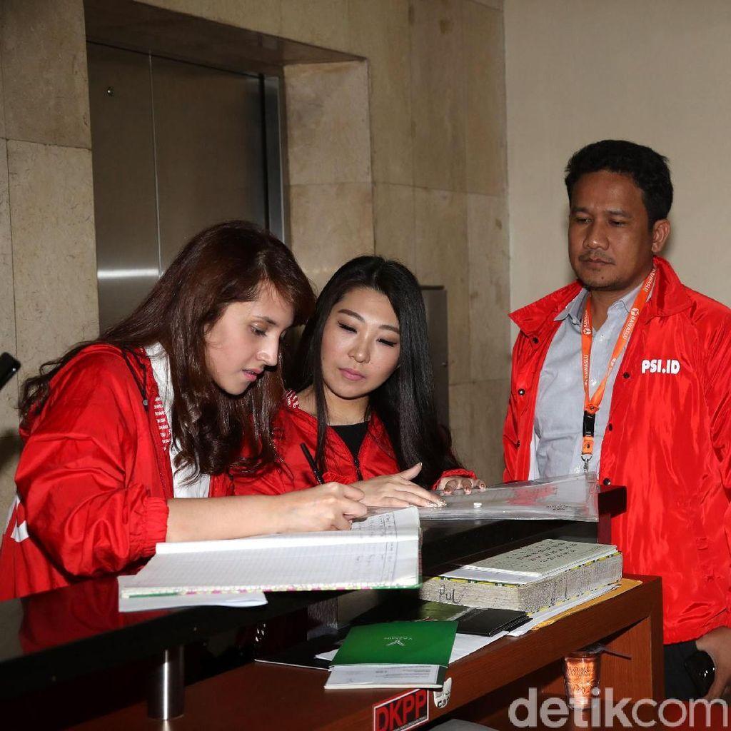 DKPP akan Verifikasi Material Laporan PSI