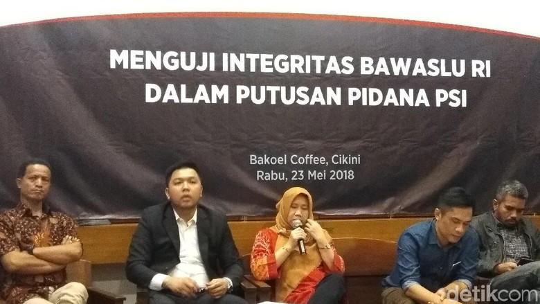 PSI: Laporan Bawaslu soal Dugaan Iklan Kampanye Layak Dihentikan