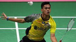 Firman Langsung Keok di Laga Pertama Indonesia Masters