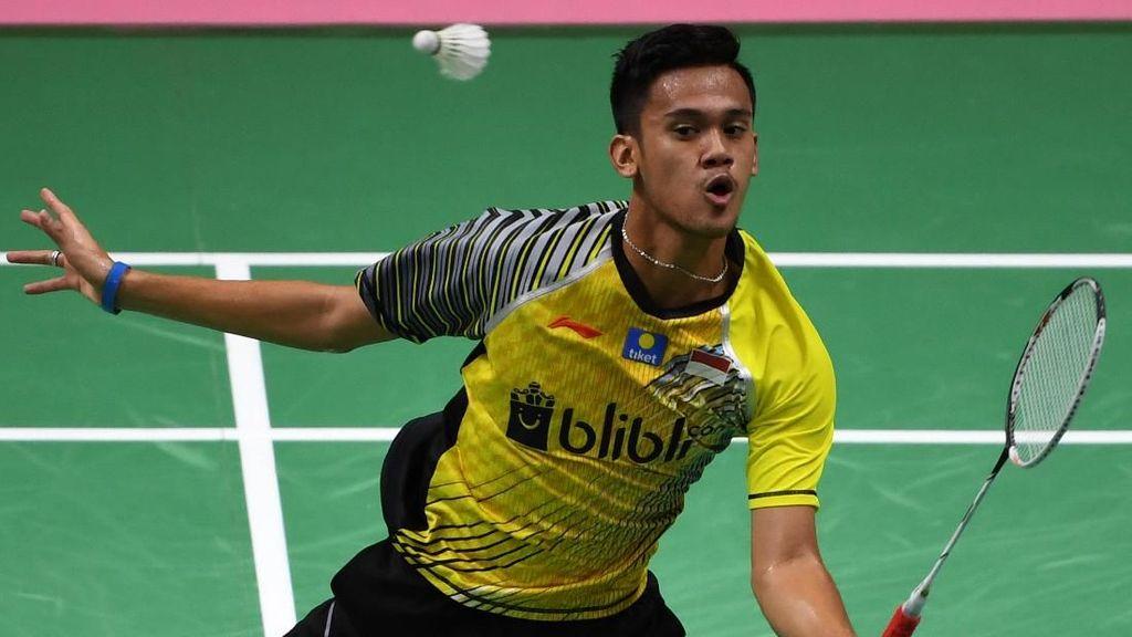 Piala Thomas 2018: Indonesia Kalahkan Thailand 4-1