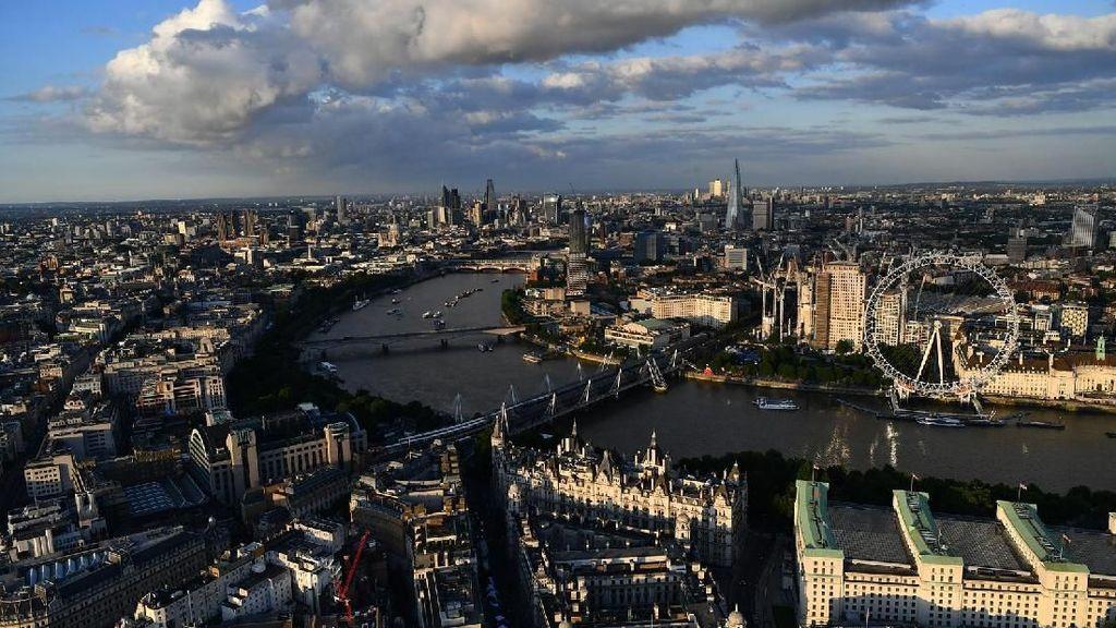 Melihat London dari Ketinggian