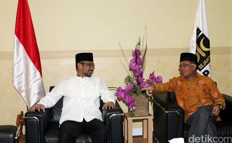 PKS Nilai Samad Lebih Cocok Jadi Menteri Ketimbang Capres