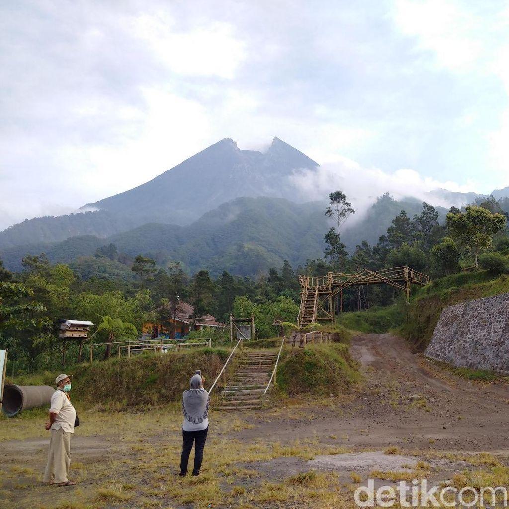 Waspada! Hari Ini Gunung Merapi Memasuki Awal Erupsi Magmatik