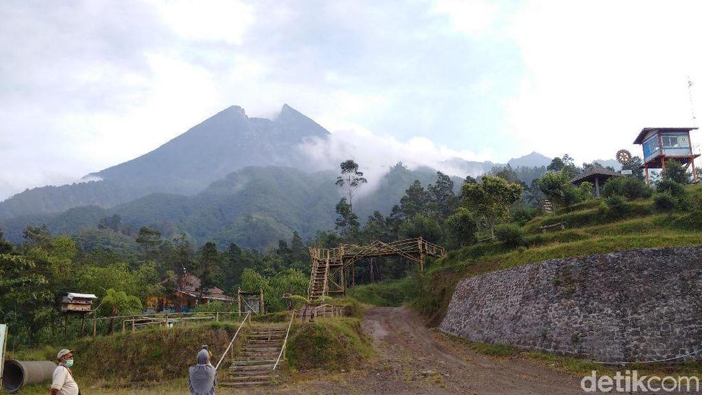 Beberapa Objek Wisata di Gunung Merapi Kembali Dibuka