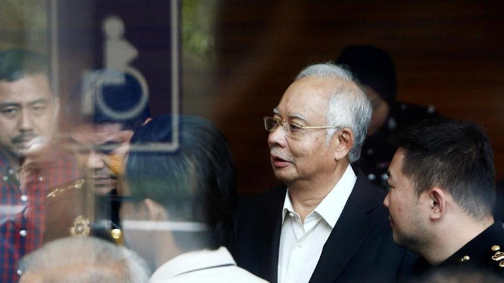 Mahathir: Najib Akan Dijerat Dakwaan Berlapis Terkait 1MDB
