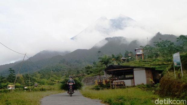 Dusun tertinggi di Sleman