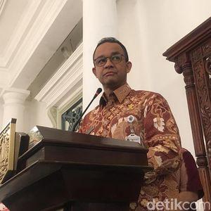 Soal Pergub Rumah DP Rp 0, Anies Cek Dulu ke Sandi