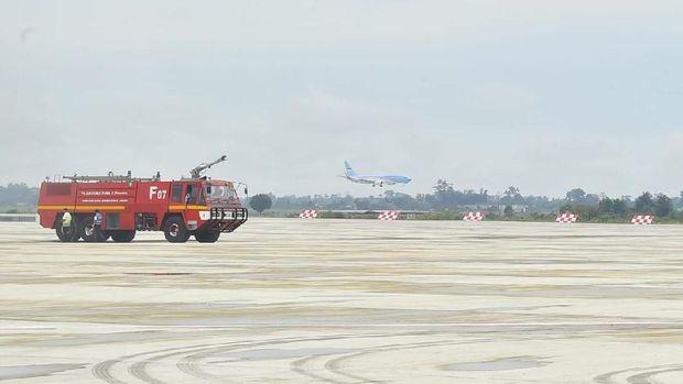 Kapan Bandara Kertajati Ramai Penumpang? JK: Sabar Saja