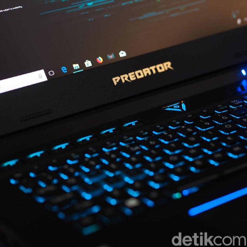 Predator Helios 500, Laptop Buas Acer Dipacu Intel Core i9