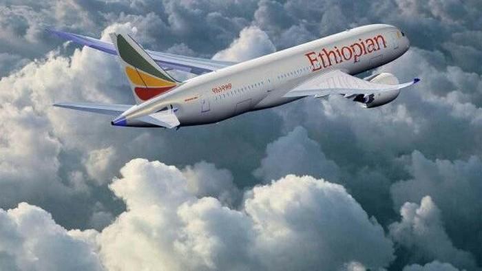 ilustrasi ethiopian airlines