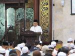 Ceramah Tarawih, JK Ingatkan Pentingnya Kerja Sama Pemerintah-Ulama