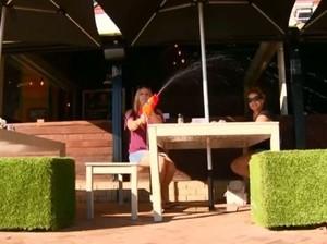 Unik! Restoran Ini Sediakan Pistol Air Bagi Pengunjung Untuk Usir Burung Camar