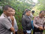 Buaya Gegerkan Warga Baleendah, Polisi Patroli di Sungai Cisangkuy