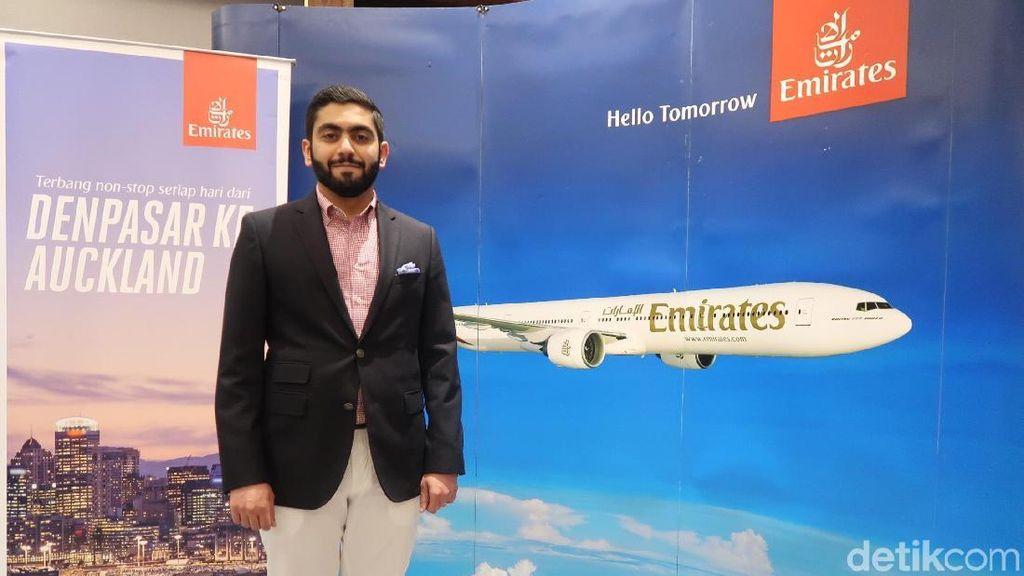 Asyik! Emirates Buka Rute Baru Bali-Selandia Baru