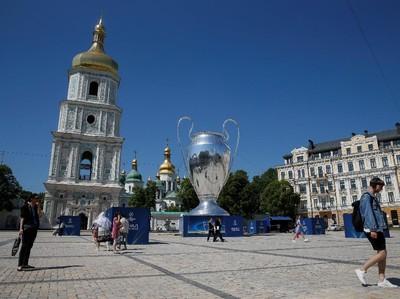 Sebelum Nonton Final Liga Champion, Yuk Jalan-jalan Keliling Kiev!