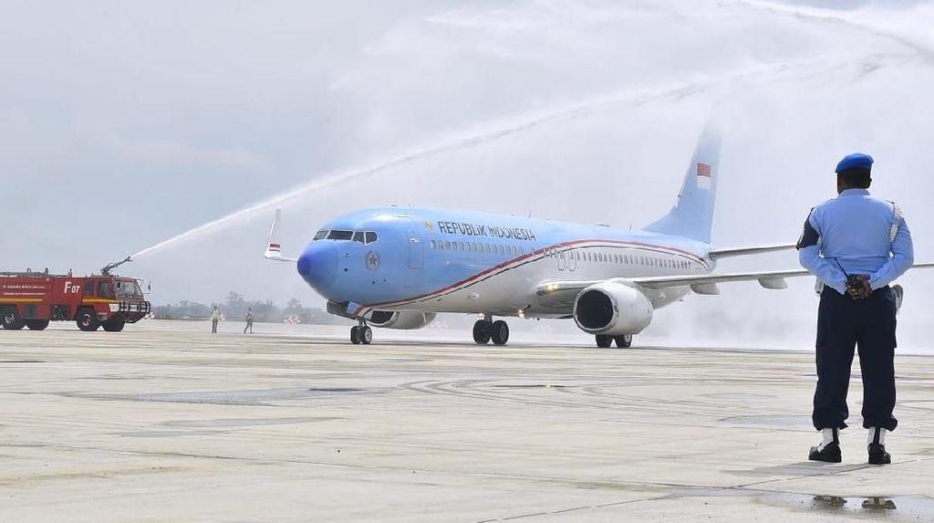 Resmikan Bandara Kertajati, Jokowi: Terima Kasih Pak SBY