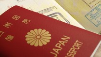 Sugoi! Paspor Jepang Berlukiskan Pemandangan Gunung Fuji