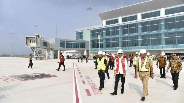 Bandara Kertajati Sepi, JK Kritik Proyek Minim Penelitian