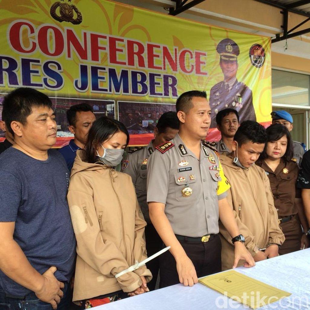 Tahanan Narkoba Kabur Hendak Disidang Berhasil Ditangkap