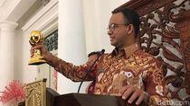 Jakarta Dianugerahi UHC Award dari Jokowi