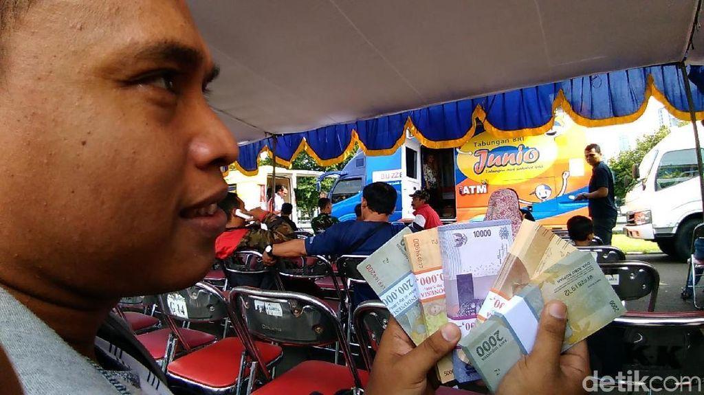 BI Jatim: Warga Bisa Tukar Uang di Makodam, Bank dan Rest Area Tol