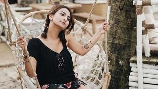 Ini Lingga, Polisi Ganteng Penakluk Hati Vanessa Angel