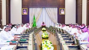 Dirumorkan Tewas, Putra Mahkota Arab Saudi Pimpin Rapat