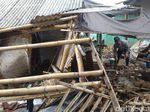 6 Rumah di Indramayu Hancur Diterjang Rob