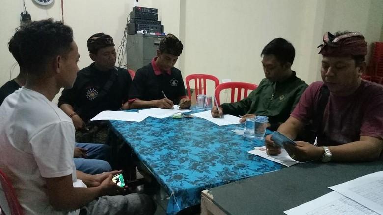 150 Orang Tak Beridentitas di Denpasar Diciduk