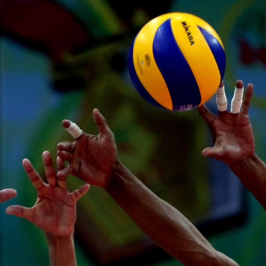 Jelang Asian Games, Timnas Voli Putra Ikut Turnamen di Vietnam