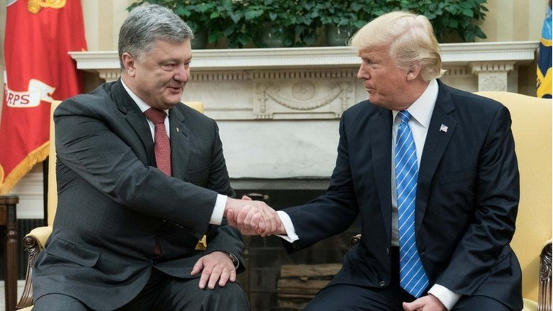 Atur Pertemuan Presiden Ukraina, Pengacara Trump Dibayar Rp 5,6 M