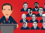 Profil dan Tugas 11 Staf Khusus Presiden