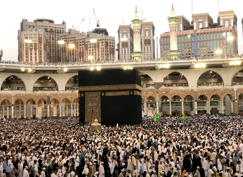 Jatah Makan Jemaah Haji Selama di Makkah Kini Jadi 40 Kali