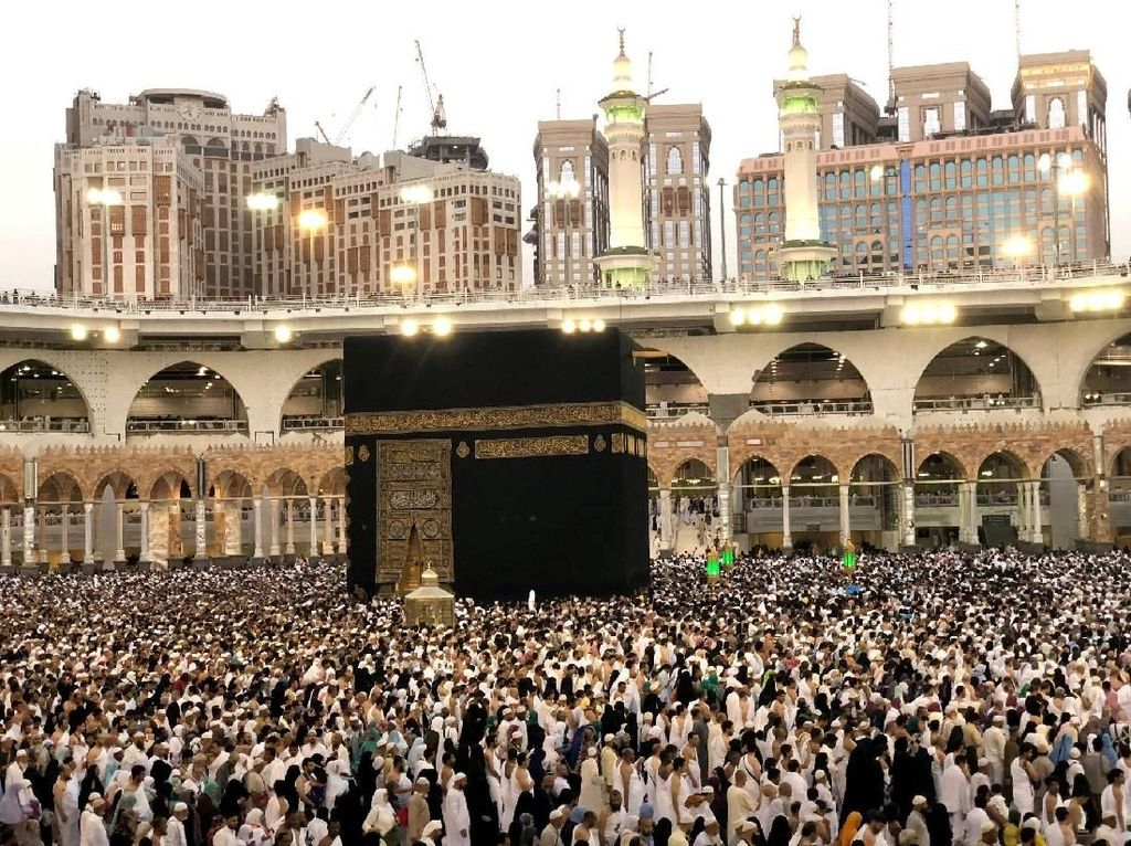 11 Ramadan Matahari Tepat di Atas Kakbah, Waktunya Cek Arah Kiblat