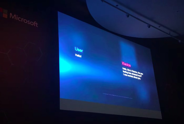 Demo AI Microsoft menelepon. Foto: istimewa