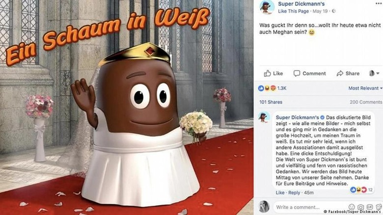 Iklan Pernikahan Meghan Dianggap Rasis, Produsen Cokelat Minta Maaf
